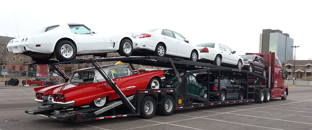 Most Affordable Option is Open Auto Transport