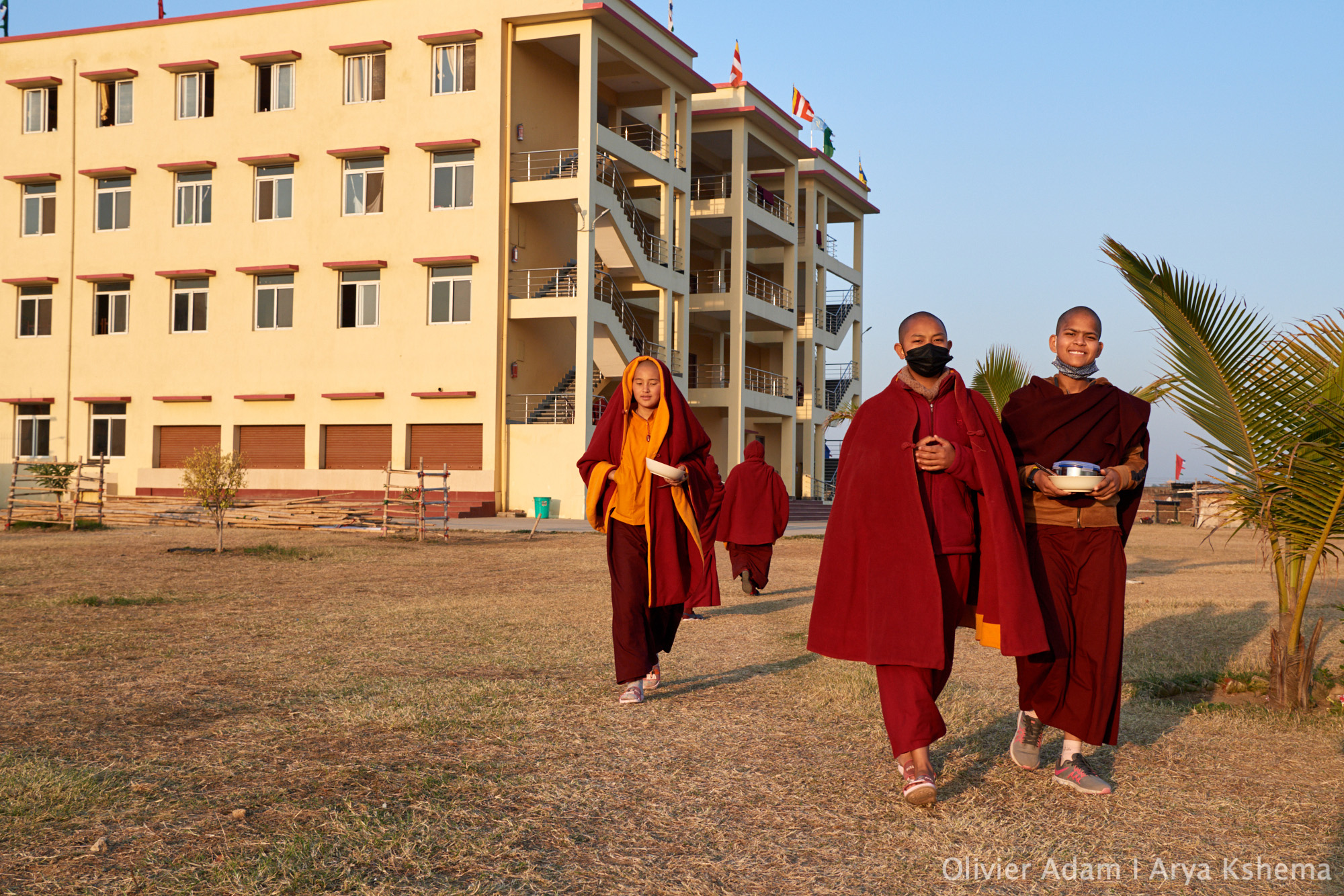 2020.02.15 HHGK Teaching Day 2: The Superior Trainings in Discipline and Samadhi