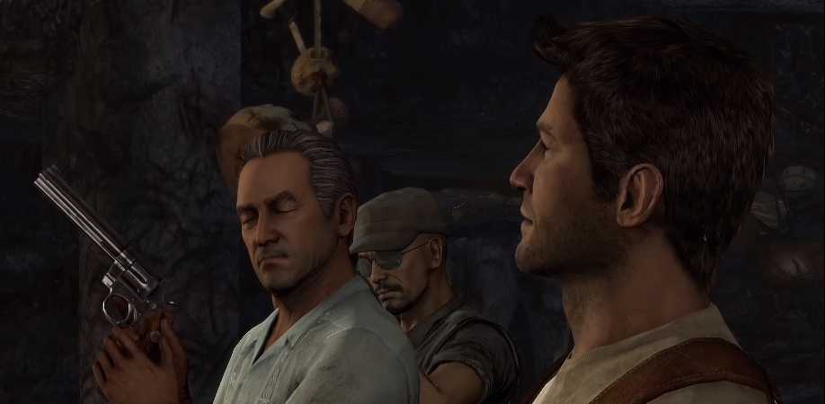 Uncharted Drake's Fortune - Magnum