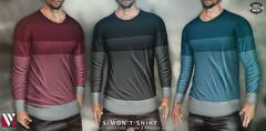 Volvér - Simon T-Shirt @ Mancave