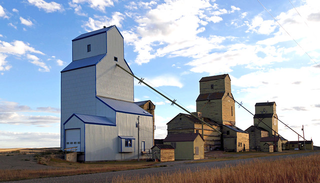 Mossleigh Alberta.