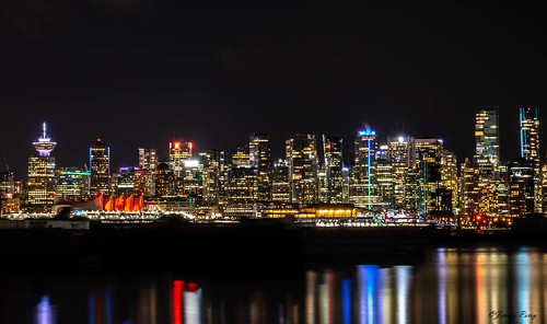 A Night in Vancouver
