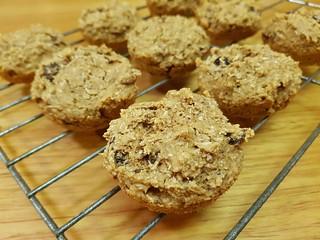 Diane's Stork Muffins