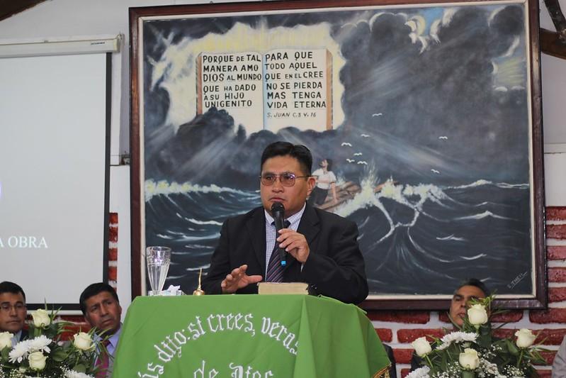 """""""Invierta tiempo en el Señor"""" Culto día Jueves en iglesia Talca La Obra por 111ª Conferencia"""