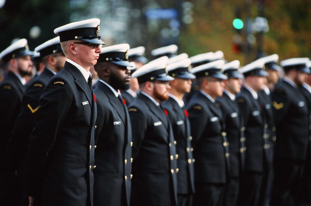 Sailors in a Row Rescan