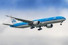 KLM Royal Dutch Airlines Boeing 777-300ER