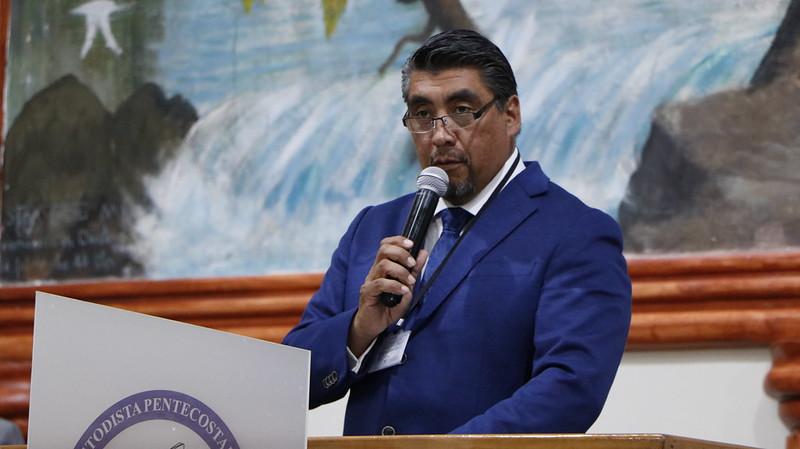 """""""Llenos de la Presencia de Dios"""": Servicio Jueves en IMPCH Curicó por 111ª Conferencia"""