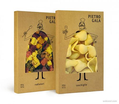 Pasta Packaging Design