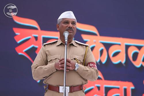 Lalit Dalwi Ji, Kshetriya Sanchalak, Mumbai