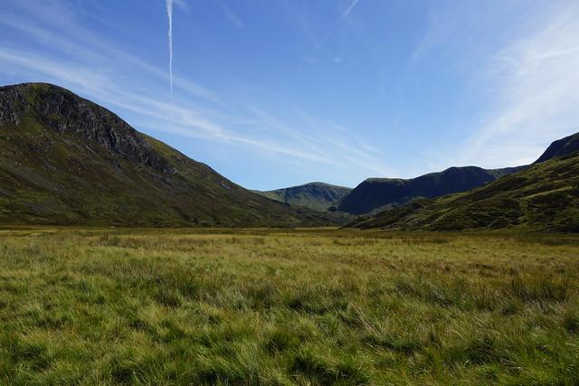 Mountains of Glen Callater