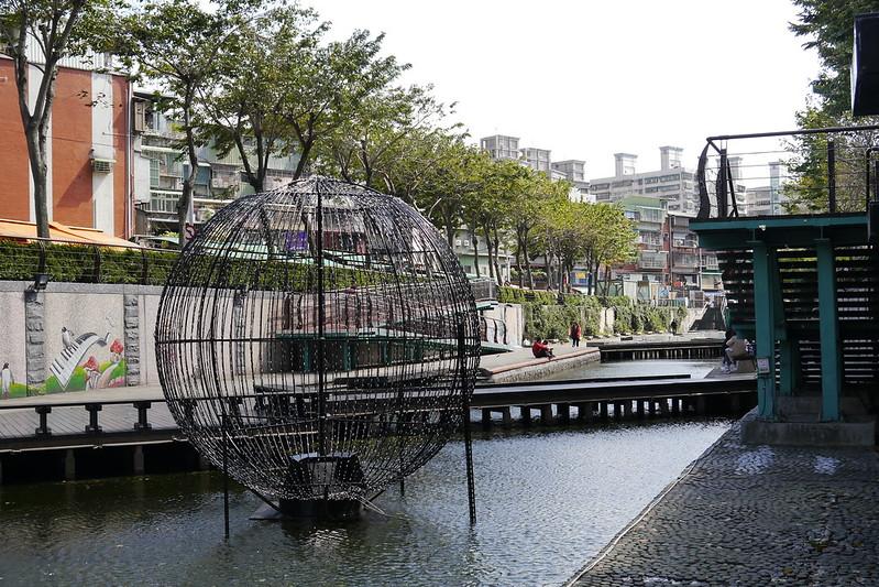 中港大排親水步道