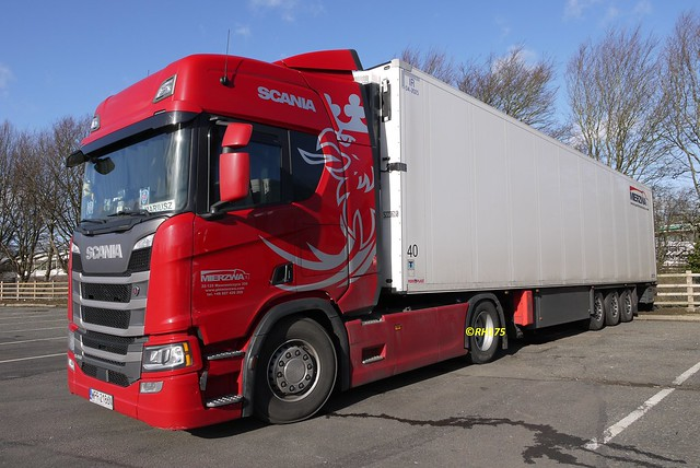 Scania R450 - Medway