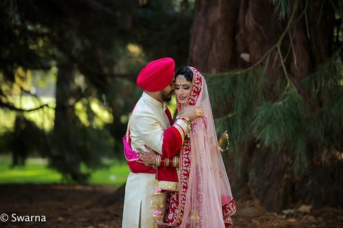 Newlywed Couple...