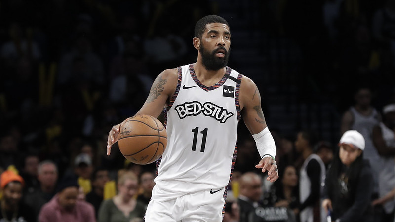 Kyrie Irving。(達志影像資料照)