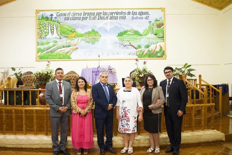 """""""Somos barro"""": Culto especial en Iglesia de Pelarco día Jueves por 111ª Conferencia"""