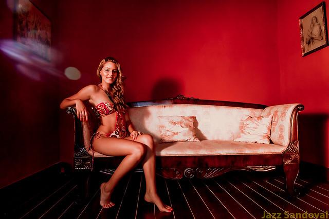 La habitación roja. 03. Lanzarote, junio 2013.