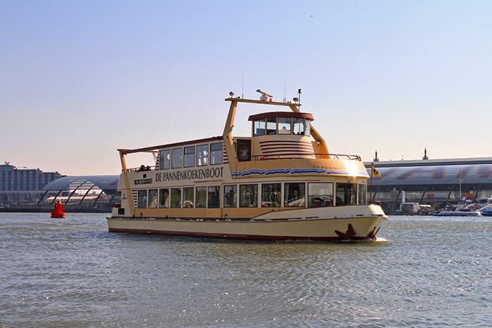 Amsterdam Pannenkoekenboot