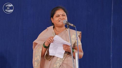 Marathi poem by Kavta Khude Ji
