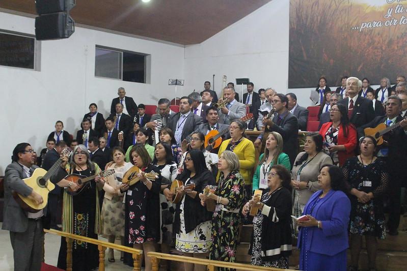 """""""Jehová te bendecirá"""": Segundo Culto Especial en Vara Gruesa - 111ª Conferencia IMPCH"""