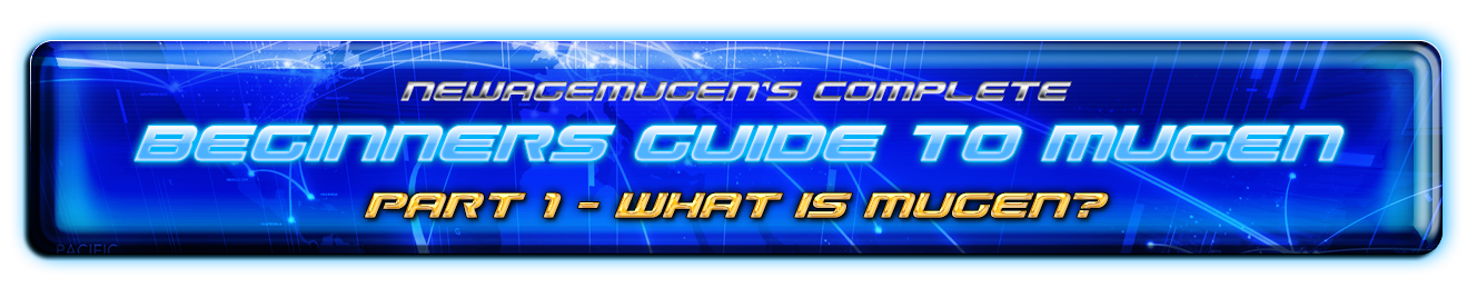 Complete Beginners Guide to Mugen - Part 1 - What is Mugen? 49555443773_31bfe529a4_o