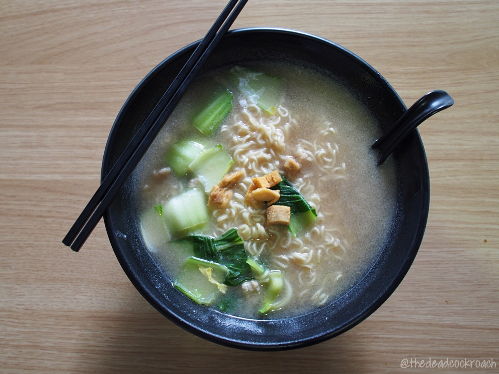 bon appetit, food, food review, hai xian zhu zhou, ke kou mian, koka noodle, review, singapore, yishun, yishun park hawker centre, 可口面, 海鲜煮粥,