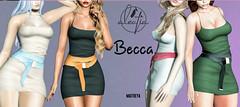 [Aleutia] Becca @Belle