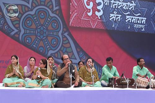 Sindhi Geet by Kavita Budhawani Ji and Sathi, Nagpur MH