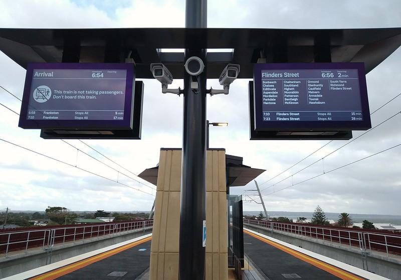 Carrum station