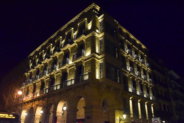 iluminacion nocturna