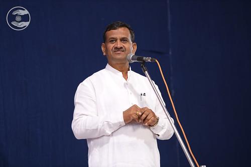 SNM Zonal Incharge, Nand Kumar Zambre Ji from Satara