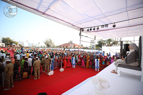 View of congregation