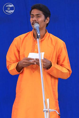 Devotional song by Satish Gawade Ji from Shirwal