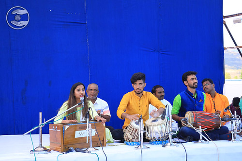 Devotional song by Kiran and Saathi from Kudal