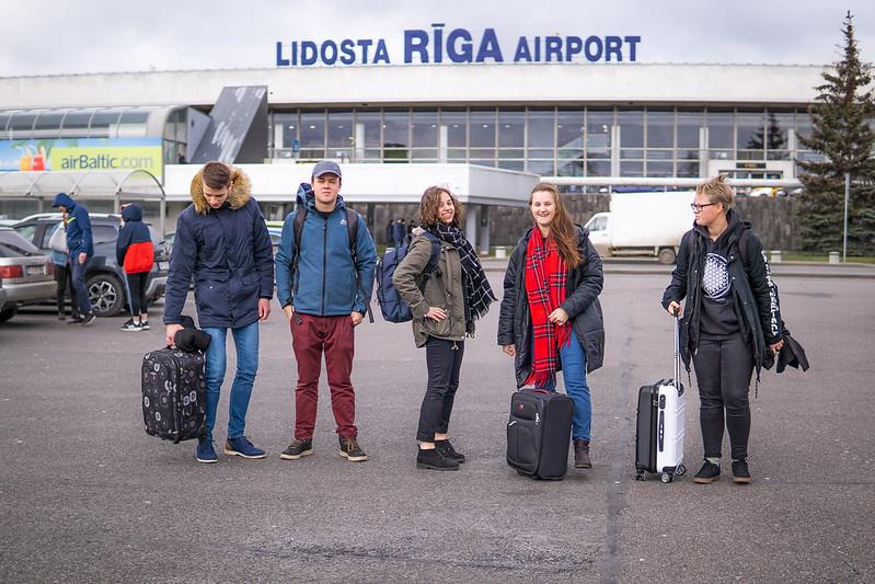 RTU Ēnu dienā jaunieši dodas uz CERN