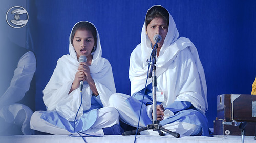 Devotional song by Mukta Nawale Ji and Saathi from Alephata MH