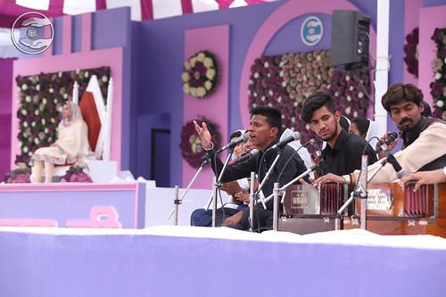Omkar Ji, Sangita Ji and Sathi, Govindi, MH