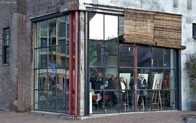Zutphen: meeting in the Koelhuis