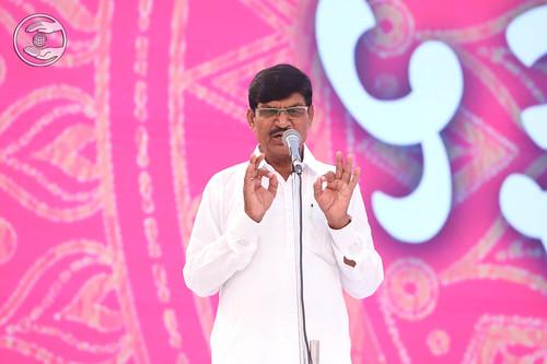 Marathi speech by Ramchandra Malekar Ji, Kandivali MH