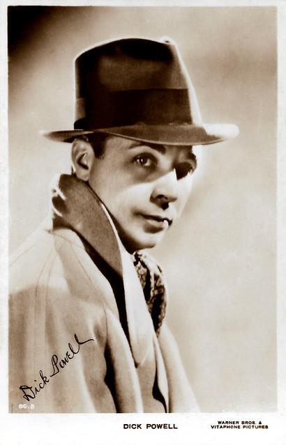 Dick Powell in Murder, My Sweet (1944)