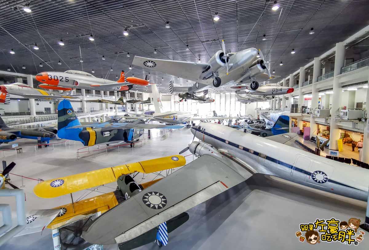 岡山航空教育展示館 高雄旅遊景點-38