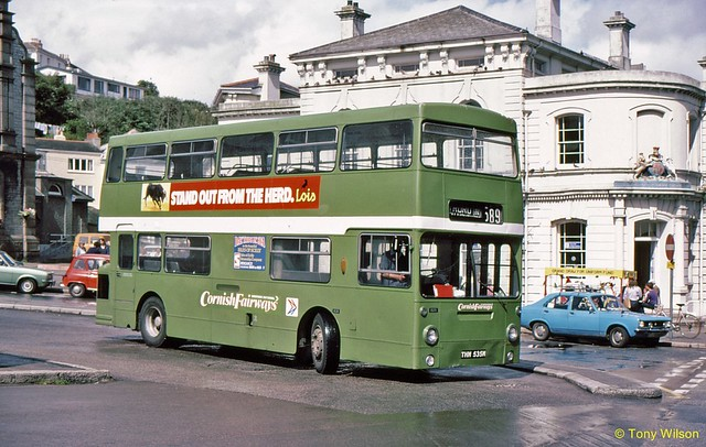 THM535M National Bus Company NBC Western National  828