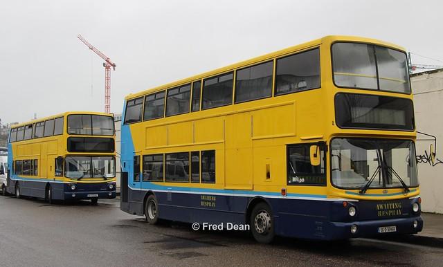 Dublin Bus in Cork.