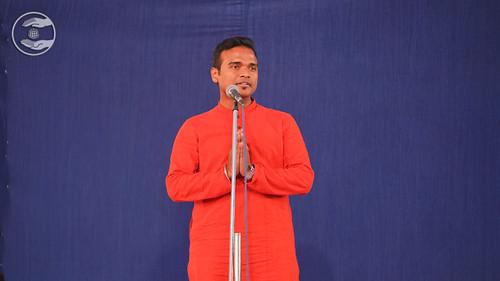 Vikas Singh Bisht Ji from Jai Jawan Nagar MH, expresses his views