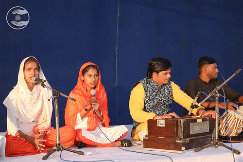 Devotional song by Komal Solkar Ji and Saathi from Pune MH