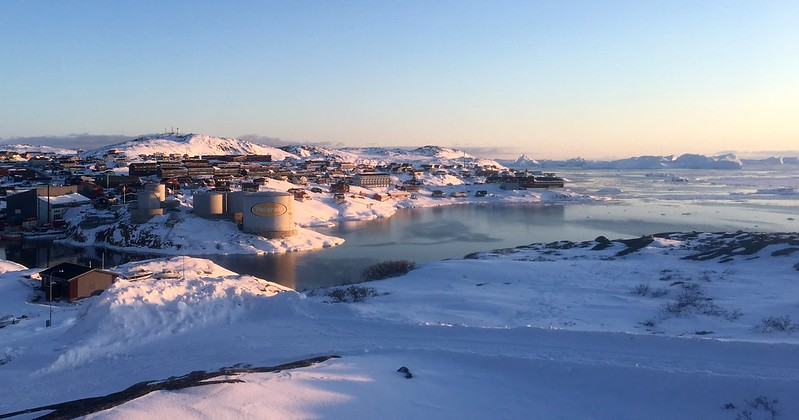 Ilulissat, Greenland (Nunataryuk project)