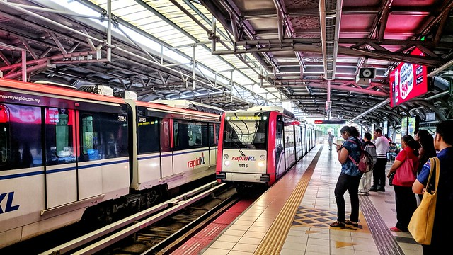 The SP LRT Line