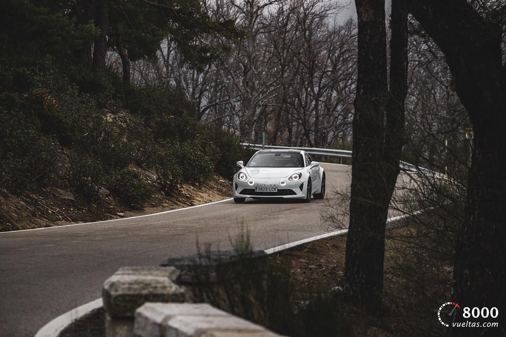 Alpine A110S - 8000vueltas-90