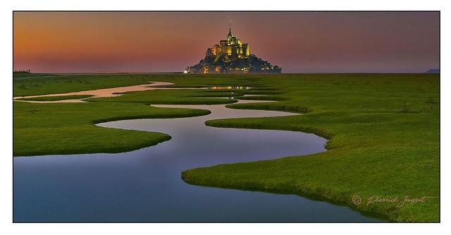 Les Méandres du Mont Saint Michel