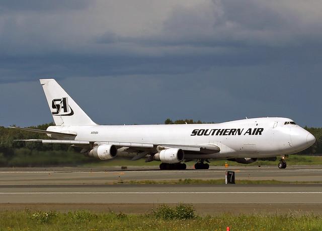 N751SA Boeing 747-228F Southern Air