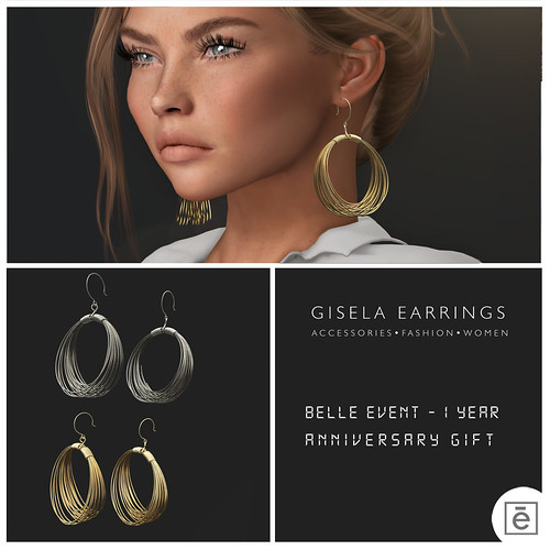 Belle event 1 year aniversary gift